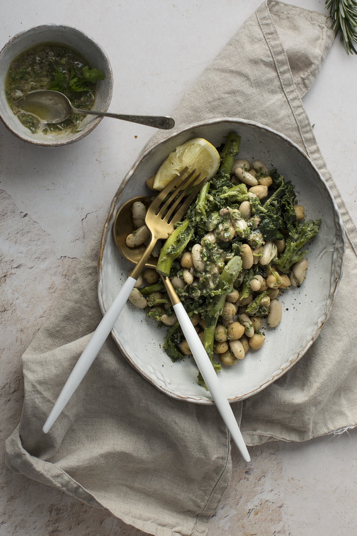 topla salata od grahorica